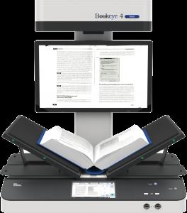 Bookeye 4 V2 Basic - Book Scanner - Book Scanners