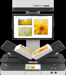 Bookeye 4 V2 Kiosk - Book Scanner - Book Scanners