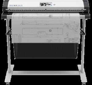 WideTEK 36CL - Wide Format Scanner - Wide Format Scanners