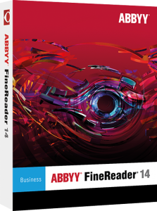 ABBYY FineReader 14 Individual Productivity