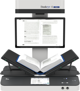 Bookeye 4 V2 Basic - Book Scanner - Book Scanners