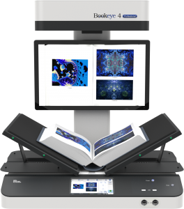 Bookeye 4 V2 Professional - Book Scanner - Book Scanners