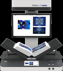 Bookeye 4 V2 Professional - Book Scanner - Book Scanners
