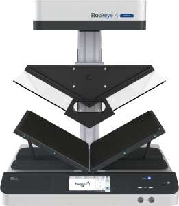 Bookeye 4 V2 Professional Archive - Book Scanner - Book Scanners