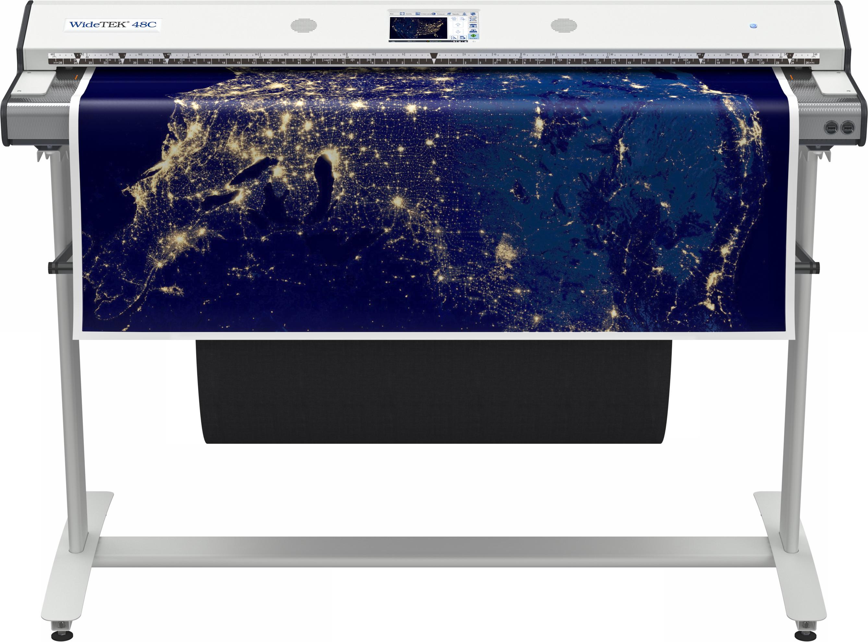 WideTEK 48C - Wide Format Scanner - Wide Format Scanners