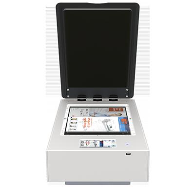 Widetek 12 - Flatbed Scanner - Flatbed Scanners